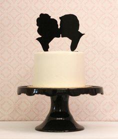 silhouette-cake-topper