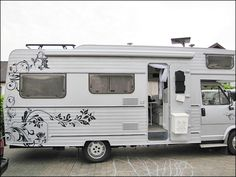Renovated interior fireball travel trailer - Google Search