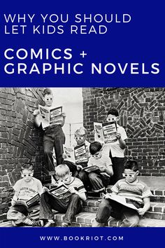 "Yes, reading graphic novels and comics ""count,"" and yes, you should let your kids read them. Reading At Home, Kids Reading, Genre Study, Nonfiction Text Features, Summer Reading Program, Literature Circles, Library Lessons, Read Comics, Parents As Teachers"