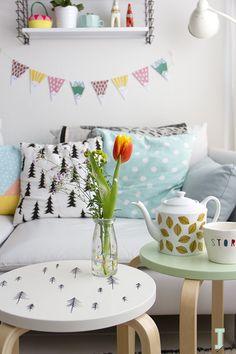 Ikea Frosta DIY {House of Rym inspired}