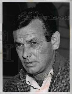 """1965 Press Photo David Janssen in ABC-TV's """"The Fugitive""""` - cvp59998 in Collectibles, Photographic Images, Contemporary (1940-Now) 