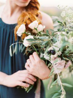 Bridal Bouquet | Romantic Elopement