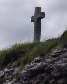 La Cruz del Paseo San Pedro. En Llanes - Asturias.