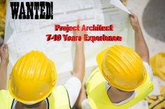 WANTED: Project Architect with 7-10 years of experience! Location: Melville, Job Description: Ability to demonstrate creativity, foresight and mature architectural judgment in anticipating and solving unprecedented architectural problems. Determine project objectives and requirements. Develop standards and guidelines for diverse architectural activities. Visit our LinkedIn page www.linkedin.com/... or our Careers page h2m.com/... for more details!