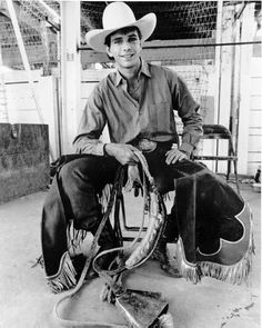 "Lane Frost- ""Don't be afraid to go after what you want to do, and what you want to be.