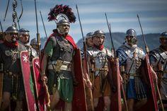 Legio XXI Rapax - reconstruction of Roman legion Rapax FB fanpage