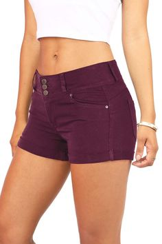 New basic stretch shorts Medium. College Outfits, Outfits For Teens, Summer Outfits, Cute Outfits, Cute Shorts, Casual Shorts, Female Shorts, Sexy Skirt, Stretch Shorts