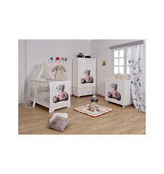 Chambre à coucher bébé complète TEDDY - Chambre bébé