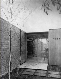 Hoffman House / Craig Ellwood, 1955