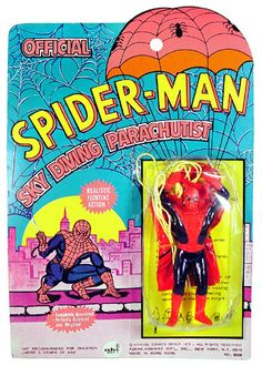 The 10 Most Amazing Spider-man Toys with Spidey's Face on Them Spiderman Classic, Spiderman Web, Amazing Spiderman, Robot Voice, Vintage Toys, Vintage Stuff, Best Superhero, Classic Toys, New Toys