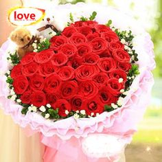 Need same day flowers delivery to China? online China flowers shop delivery can help you deliver if order before 2pm China time