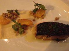 Menton in Boston, MA - Barbara Lynch, Outstanding Restaurateur James Beard Award, Tasting Menu, In Boston, Lynch, Steak, Restaurant, Food, Diner Restaurant, Essen