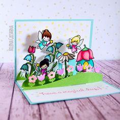 Lawn Fawn | Fairy Friends