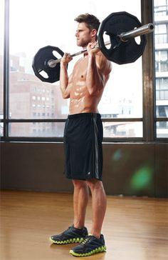 The 7-4-7 Muscle Gain Workout Helps You Bulk Up by Varying Weight Reps  | Men's Fitness