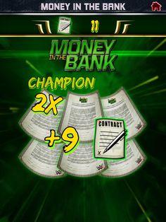 El modo Money in the Bank llega a WWE Supercard | CheckPoint Games
