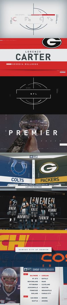CBS Sports rebrand by Troika