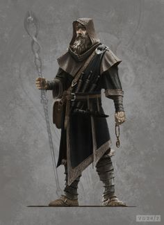 Concept art of Male Mage Robes from The Elder Scrolls V: Skyrim by Ray Lederer Dark Fantasy, Fantasy Male, Fantasy Rpg, Medieval Fantasy, Fantasy Artwork, Fantasy Dwarf, Fantasy Fiction, Final Fantasy, Elder Scrolls V Skyrim