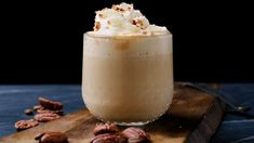 Thanks to this maple pecan latte recipe, you can enjoy one of the sweet flavors of fall all year long. Give it a try, and let this Starbucks copycat drink warm you from the inside out.