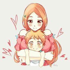 Kazui y Orihime