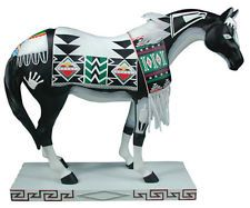 Trail of Painted Ponies TEWA HORSE FIGURINE #1546 New in Box, Retire 1st Edition