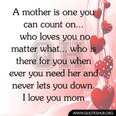 204 Best I Love My Mom Quotes Images Words Mothers Day Thinking