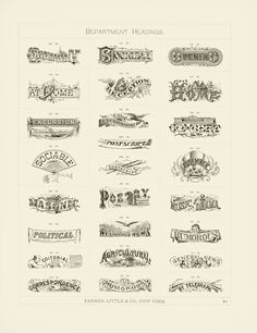 These were stock illustrations. Printer kept them on hand for anyone needing marketing ephemera. They had to appeal to as many people as who might use them. - See more at: http://www.howdesign.com/design-creativity/fonts-typography/victorian-typography/#sthash.NWp9O3XP.dpuf