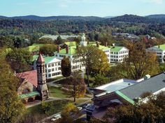Hanover, N.H., home to Dartmouth, is the best college town in America, according to Movoto's criteria.