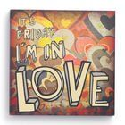 New Arrivals - Friday I'm In Love Wall Art by Demdaco Studio Home Decor Target Home Decor, Cheap Home Decor, Friday Im In Love, Rockabilly Outfits, Love Wall Art, Decorative Signs, Weird Art, Home Improvement Projects, Decorative Accessories