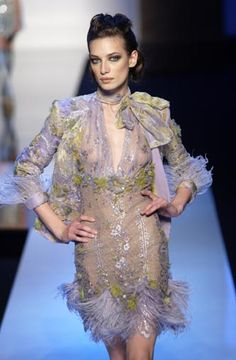 Elie Saab - Haute Couture Spring / Summer 2004