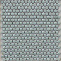 Backsplash Tile Penny Mint Green From Gl Http Www