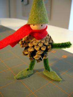 pine cone elf