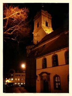 #domstmarien #fuerstenwalde #nacht