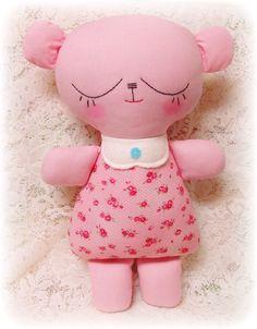 EASY Teddy Bear Pattern, Plush Toy Pattern, Softie Pattern, Soft Toy Pattern…