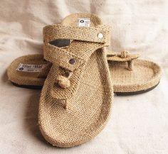 ceba156dfe74 Handmade hemp slippers male hemp sandals at home beach casual shoes male 9   14.35 Fashion Sandals