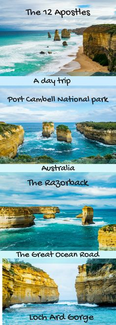 """THE GREAT OCEAN ROA"