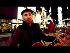 Mat Kearney - Ships in the Night in NYC. This man, and this song, on the streets of this city. :')