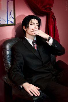 Kohaku No Yume(Takeru and Soubi) Ryuichi Asami Cosplay Photo - WorldCosplay