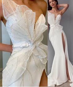 Elegant Dresses For Women, Unique Dresses, Pretty Dresses, Beautiful Dresses, Ball Dresses, Bridal Dresses, Prom Dresses, Award Show Dresses, Engagement Dresses