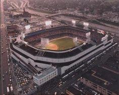 Tiger Stadium, DET