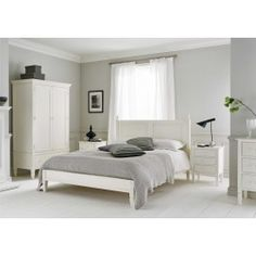Sleep Sanctuary // Stockholm Wooden Bed Frame - $399.00