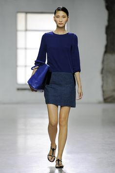 Longchamp SS13 new ready to wear collection. Discover it on www.longchamp.com