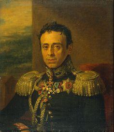 Доу, Джордж - Портрет Николая Ивановича Селявина