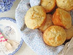 Easy Banana Muffins - Best Recipes