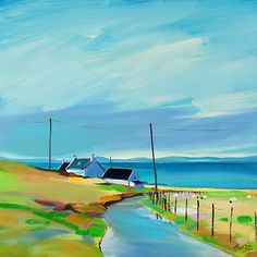 Room With A Northern View (Limited Edition) by Pam Carter - Art Prints Gallery