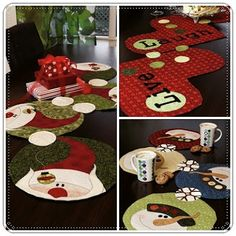 Sweet Table Runners!