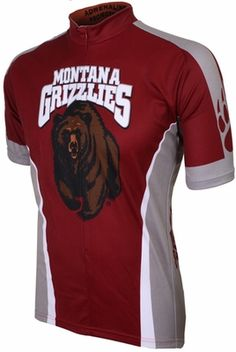 Montana Cycling Jers
