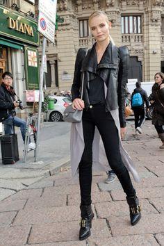 Street Style <3 vintage fashion~