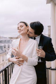 Sexy and Stylish Parisian Elopement Inspiration – Hotel Fauchon Paris – Laura Zorman – Bridal Musings 15