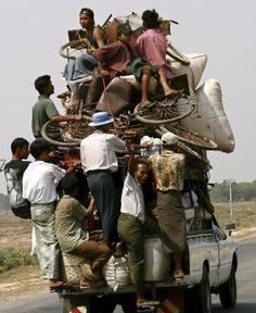 TRUCK OVERLOAD - Overload?