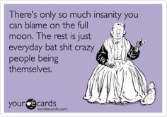 Especially teenagers...